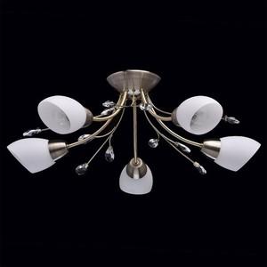 Závěsná lampa Savona Megapolis 5 Mosaz - 356012905 small 2