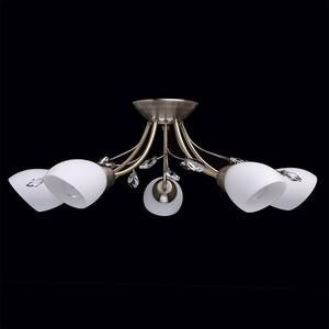Závěsná lampa Savona Megapolis 5 Mosaz - 356012905 small 3
