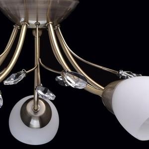 Závěsná lampa Savona Megapolis 5 Mosaz - 356012905 small 8