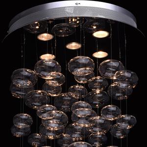Závěsná lampa Venezia Megapolis 5 Silver - 464011605 small 3