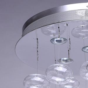 Závěsná lampa Venezia Megapolis 5 Silver - 464011605 small 9