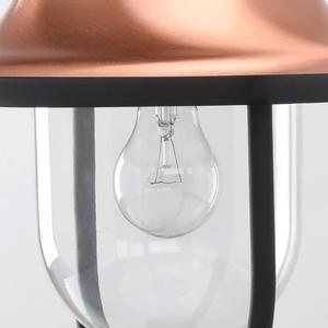 Zahradní lampa Dubai Street 1 Black - 805040501 small 5