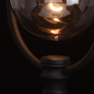 Zahradní lampa Dubai Street 1 Black - 805040501 small 6