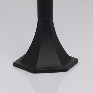 Zahradní lampa Dubai Street 1 Black - 805040501 small 7