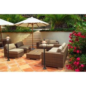 Zahradní lampa Dubai Street 1 Black - 805040501 small 8