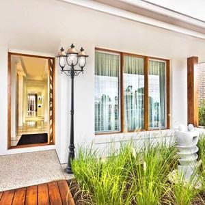 Zahradní lucerna Dubai Street 3 černá - 805040702 small 1