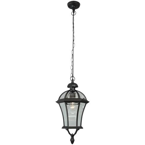 Venkovní závěsná lampa Sandra Street 1 Black - 811010301
