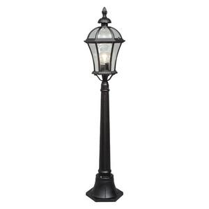 Zahradní lampa Sandra Street 1 Černá - 811040501 small 0
