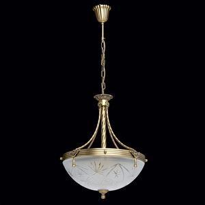 Závěsná lampa Aphrodite Classic 4 Mosaz - 317012104 small 1