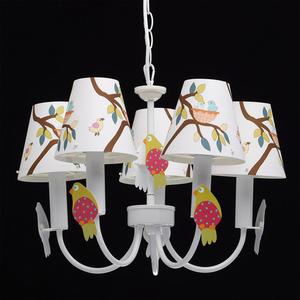 Závěsná lampa Smile Kinder 5 White - 365014305 small 1