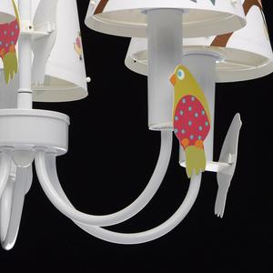 Závěsná lampa Smile Kinder 5 White - 365014305 small 6