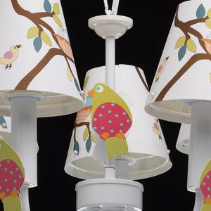 Závěsná lampa Smile Kinder 5 White - 365014305 small 7