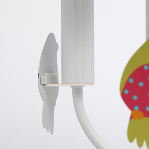 Závěsná lampa Smile Kinder 5 White - 365014305 small 11