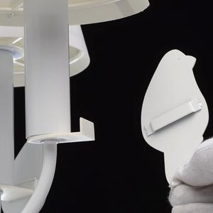 Závěsná lampa Smile Kinder 5 White - 365014305 small 12