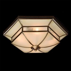 Závěsná lampa Marquis Country 4 Mosaz - 397010204 small 1