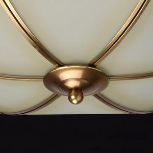 Závěsná lampa Marquis Country 4 Mosaz - 397010204 small 10