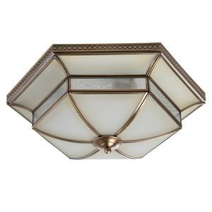 Závěsná lampa Marquis Country 4 Mosaz - 397010204 small 0