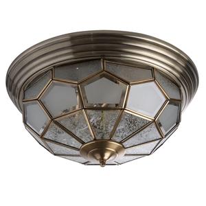 Závěsná lampa Marquis Country 6 Mosaz - 397010506 small 0
