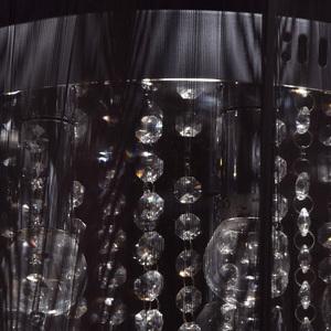 Jacqueline Elegance 5 Chrome závěsná lampa - 465011205 small 10