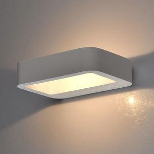 Nástěnná lampa Baruth Techno 1 bílá - 499022801 small 3