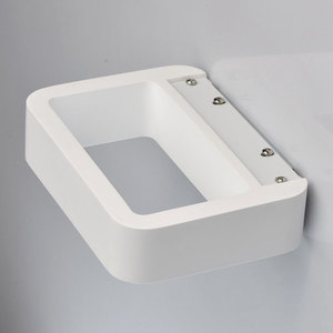 Nástěnná lampa Baruth Techno 1 bílá - 499022801 small 5