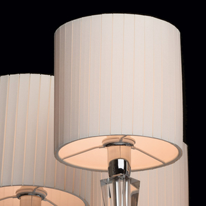 Závěsná lampa Inessa Elegance 6 Chrome - 460010706 small 4