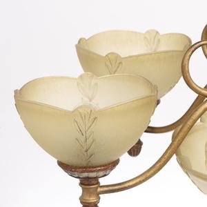 Závěsná lampa Bologna Country 9 Brown - 254012909 small 5