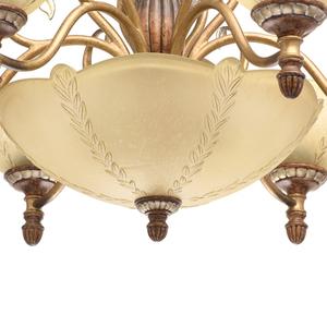 Závěsná lampa Bologna Country 9 Brown - 254012909 small 7