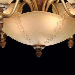 Závěsná lampa Bologna Country 9 Brown - 254012909 small 8