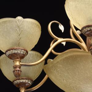 Závěsná lampa Bologna Country 9 Brown - 254012909 small 9