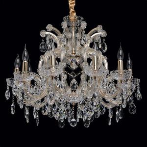 Lustr Odetta Crystal 10 Gold - 405010810 small 1