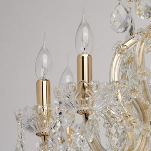 Lustr Odetta Crystal 10 Gold - 405010810 small 4