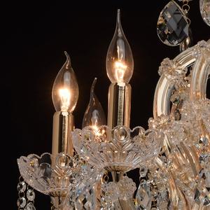 Lustr Odetta Crystal 10 Gold - 405010810 small 5