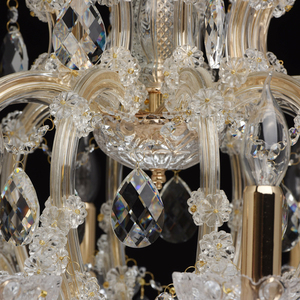 Lustr Odetta Crystal 10 Gold - 405010810 small 10