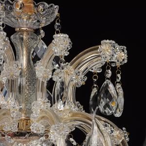 Lustr Odetta Crystal 10 Gold - 405010810 small 11