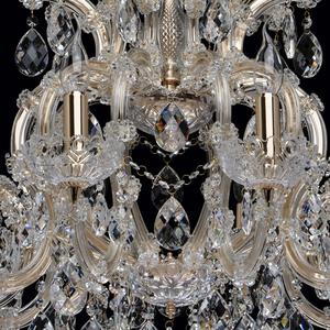 Lustr Odetta Crystal 10 Gold - 405010810 small 12