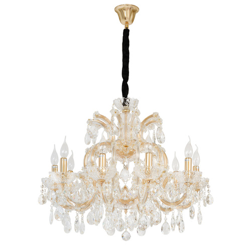 Lustr Odetta Crystal 10 Gold - 405010810