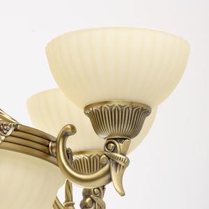 Lustr Aphrodite Classic 6 Mosaz - 317010809 small 3