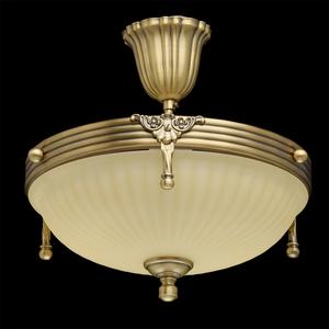 Závěsná lampa Aphrodite Classic 3 Mosaz - 317011403 small 2
