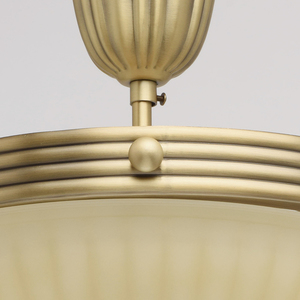 Závěsná lampa Aphrodite Classic 3 Mosaz - 317011403 small 5