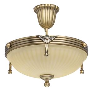 Závěsná lampa Aphrodite Classic 3 Mosaz - 317011403 small 0