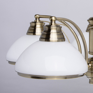 Závěsná lampa Felice Classic 5 Mosaz - 347010605 small 5
