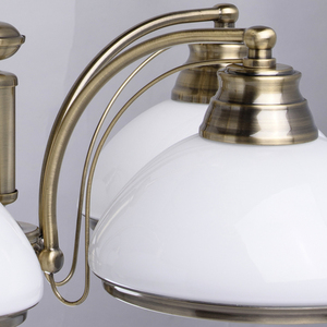 Závěsná lampa Felice Classic 5 Mosaz - 347010605 small 6
