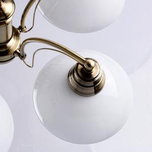 Závěsná lampa Felice Classic 5 Mosaz - 347010605 small 7
