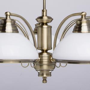 Závěsná lampa Felice Classic 5 Mosaz - 347010605 small 8