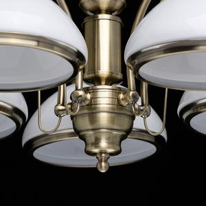 Závěsná lampa Felice Classic 5 Mosaz - 347010605 small 9