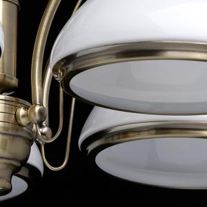 Závěsná lampa Felice Classic 5 Mosaz - 347010605 small 10