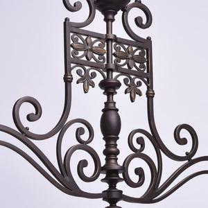 Závěsná lampa Magdalena Země 3 Hnědá - 382011503 small 6