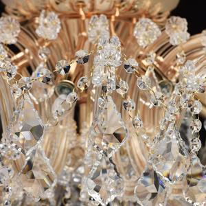 Závěsná lampa Luisa Crystal 10 Gold - 383010210 small 9
