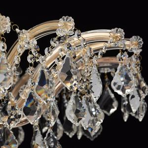 Závěsná lampa Luisa Crystal 10 Gold - 383010210 small 10